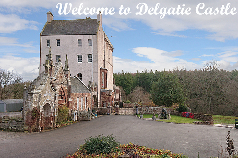 Welcome to Delgatie Castle, a 4* Visitor Attarction